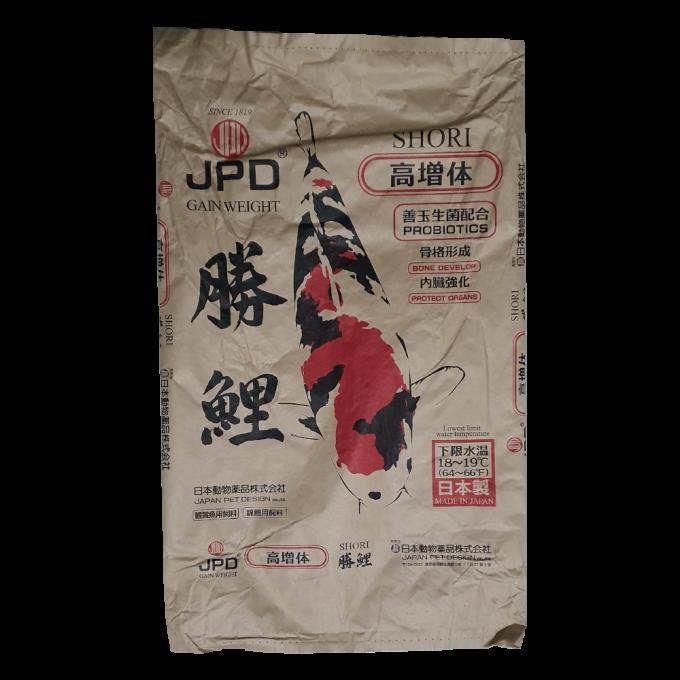 JPD Shori Size Medium ( M ) Floating 15 Kg - Makanan Ikan Koi